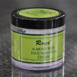 Almond Rose Face Massage Cream