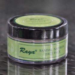 Sandal Saffron Face Pack